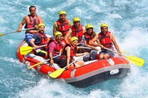 Antalya Rafting Turu