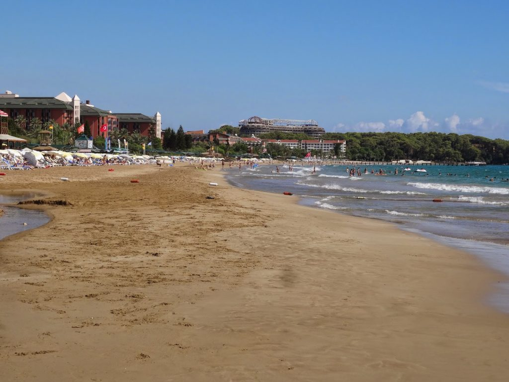 Alanya İncekum Plajı