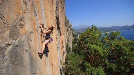 Olimpos Kaya Tırmanışı