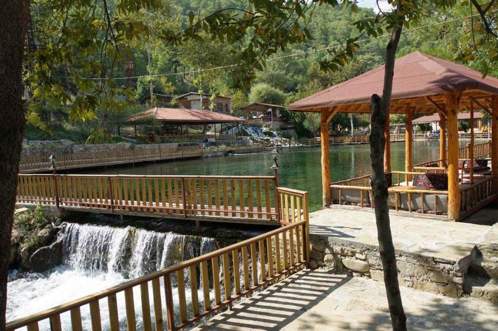 Perge Restoran ve Doğa Evleri