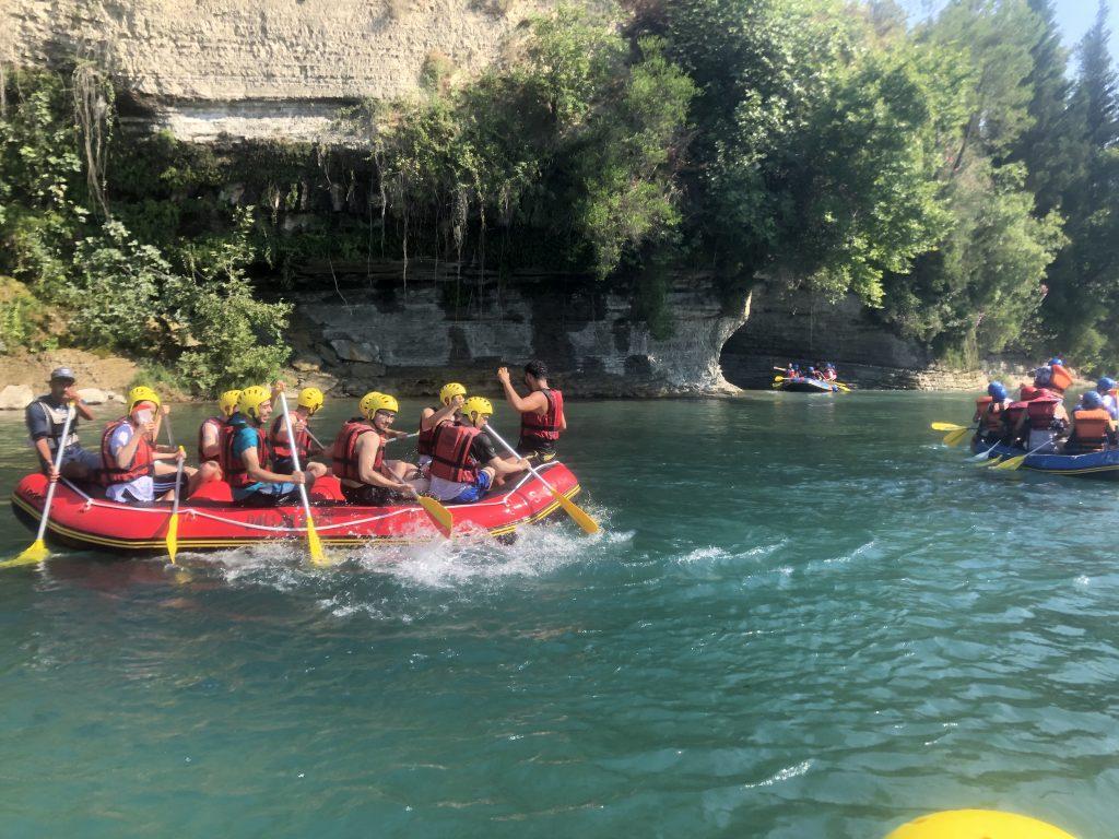 Antalya Rafting Turları