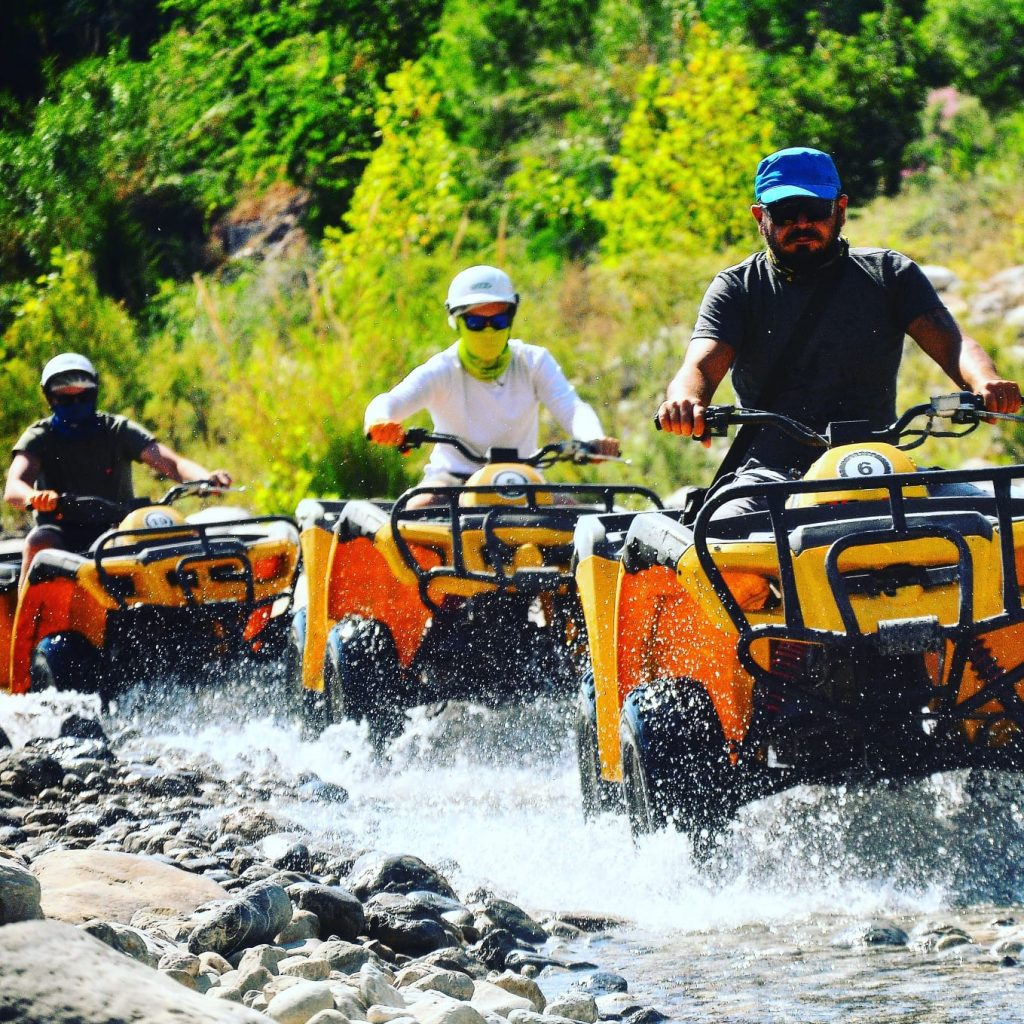 Kemer ATV Safari