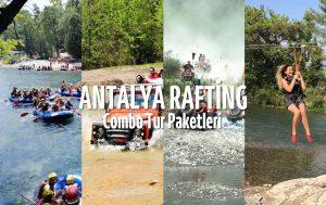 Antalya Combo Rafting Turları